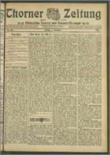 Thorner Zeitung 1907, Nr. 209
