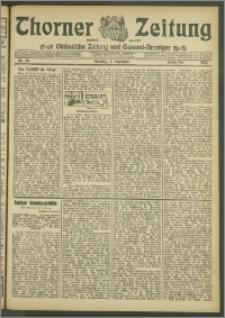 Thorner Zeitung 1907, Nr. 211 Zweites Blatt