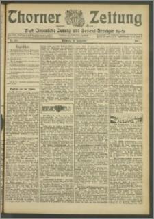 Thorner Zeitung 1907, Nr. 213