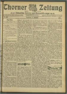 Thorner Zeitung 1907, Nr. 214