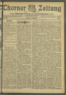 Thorner Zeitung 1907, Nr. 215