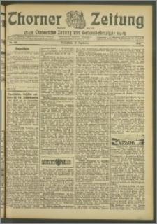 Thorner Zeitung 1907, Nr. 216