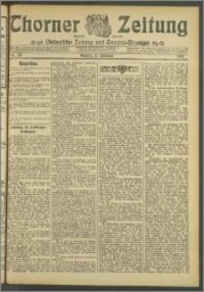 Thorner Zeitung 1907, Nr. 218