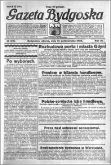 Gazeta Bydgoska 1925.10.13 R.4 nr 236
