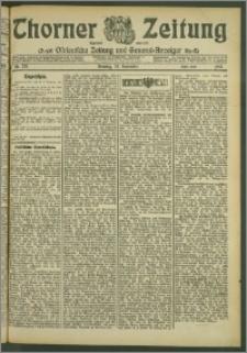 Thorner Zeitung 1907, Nr. 223 Erstes Blatt
