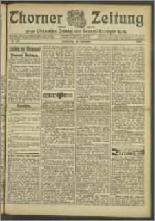 Thorner Zeitung 1907, Nr. 226