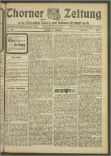 Thorner Zeitung 1907, Nr. 229 Erstes Blatt