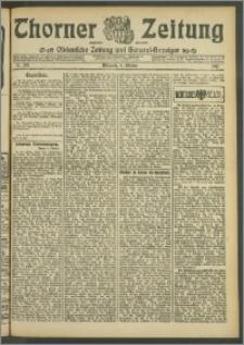Thorner Zeitung 1907, Nr. 237
