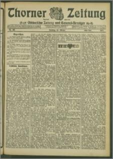 Thorner Zeitung 1907, Nr. 241 Erstes Blatt