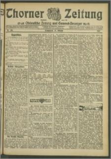 Thorner Zeitung 1907, Nr. 246