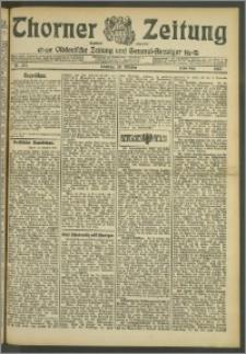 Thorner Zeitung 1907, Nr. 247 Erstes Blatt