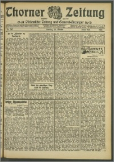 Thorner Zeitung 1907, Nr. 247 Zweites Blatt