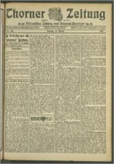 Thorner Zeitung 1907, Nr. 254