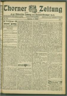 Thorner Zeitung 1907, Nr. 256
