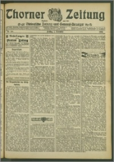 Thorner Zeitung 1907, Nr. 257