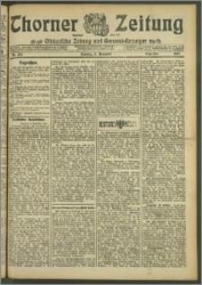Thorner Zeitung 1907, Nr. 259 Erstes Blatt