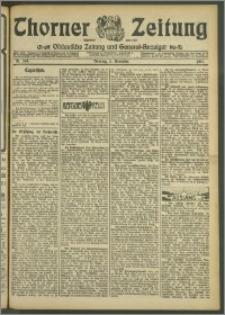 Thorner Zeitung 1907, Nr. 260