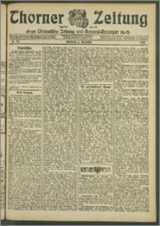 Thorner Zeitung 1907, Nr. 261