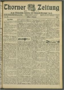 Thorner Zeitung 1907, Nr. 263