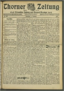 Thorner Zeitung 1907, Nr. 264