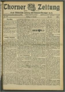 Thorner Zeitung 1907, Nr. 265 Erstes Blatt