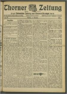 Thorner Zeitung 1907, Nr. 266