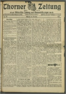 Thorner Zeitung 1907, Nr. 267