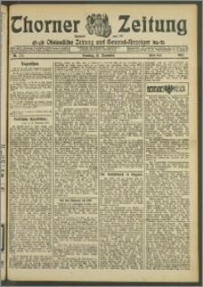 Thorner Zeitung 1907, Nr. 271 Erstes Blatt