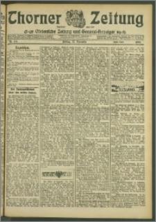 Thorner Zeitung 1907, Nr. 274 Erstes Blatt