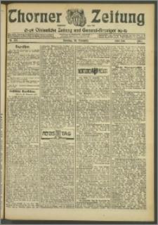 Thorner Zeitung 1907, Nr. 276 Erstes Blatt