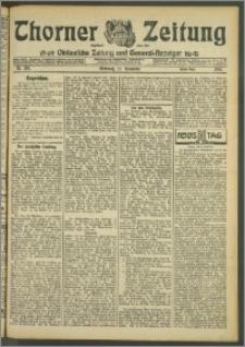Thorner Zeitung 1907, Nr. 278 Erstes Blatt
