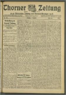 Thorner Zeitung 1907, Nr. 282 Erstes Blatt