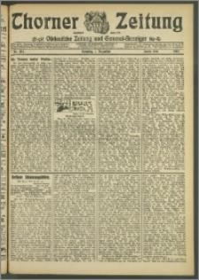 Thorner Zeitung 1907, Nr. 282 Zweites Blatt