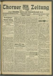 Thorner Zeitung 1907, Nr. 283 Erstes Blatt