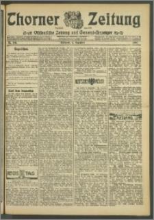 Thorner Zeitung 1907, Nr. 284