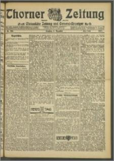 Thorner Zeitung 1907, Nr. 288 Erstes Blatt