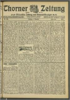 Thorner Zeitung 1907, Nr. 288 Zweites Blatt