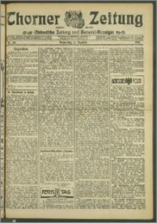 Thorner Zeitung 1907, Nr. 291