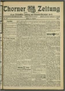 Thorner Zeitung 1907, Nr. 292