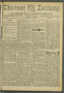 Thorner Zeitung 1907, Nr. 296 Erstes Blatt