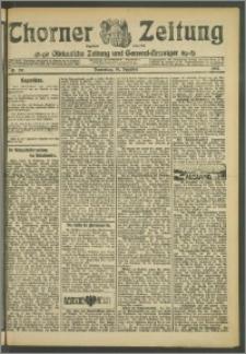Thorner Zeitung 1907, Nr. 297