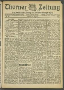 Thorner Zeitung 1907, Nr. 303