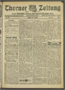 Thorner Zeitung 1907, Nr. 304 Erstes Blatt