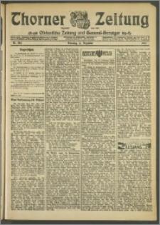 Thorner Zeitung 1907, Nr. 305