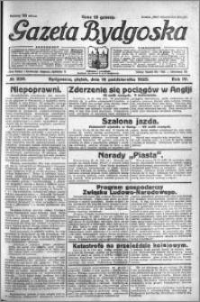 Gazeta Bydgoska 1925.10.16 R.4 nr 239