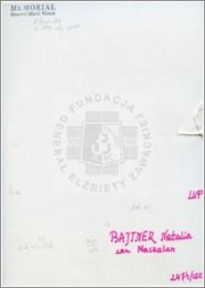 Bajtner Natalia