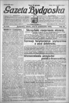 Gazeta Bydgoska 1925.10.17 R.4 nr 240