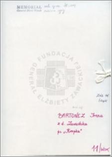 Bartonez Irena