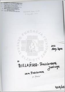 Bielańska-Freislerowa Jadwiga