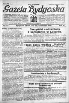Gazeta Bydgoska 1925.10.20 R.4 nr 242